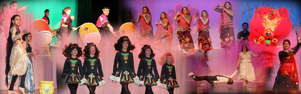 Alberta Gujarati Association | Fiesta Cubana Dance School | Jing Ying Martial Arts Studio | Kita No Taiko | Mattierin School of Irish Dancing | Sharara Entertainment Group